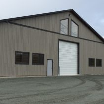 Langley, BC – Hay Storage Barn