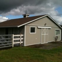 Langley, BC – Barn Refurbishment