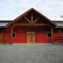 Langley, BC – Stables & Riding Arena Construction