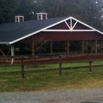 Langley, BC – Riding Arena Construction