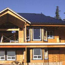 Abbotsford, BC – Metal Roof Installation